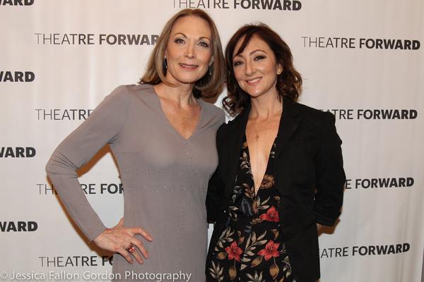 Dee Hoty and Carmen Cusak