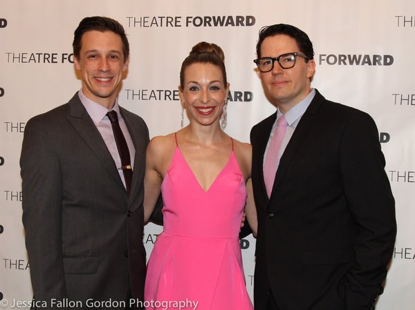 Jason Michael Snow, Robin Levine and Kevin Duda