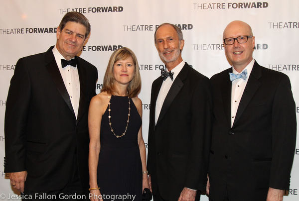 James S. Turley, Gretchen Shugart, John R. Dutt and Bruce Whitacre Photo