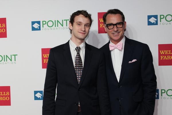 Ian Whitt and William Kapfer Photo