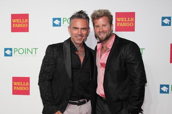 Brandon Liberati and Craig Ramsey