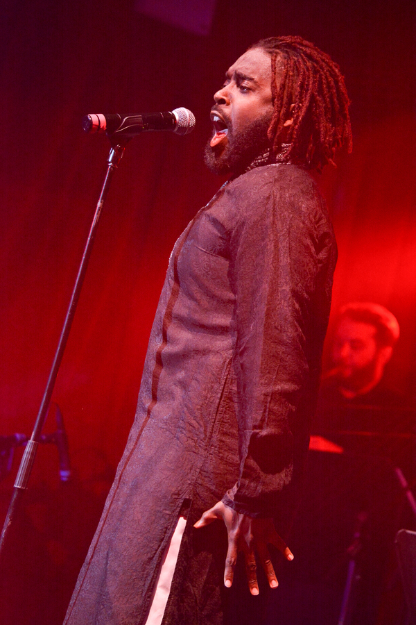 Mykal Kilgore; Photo by Chris Burch