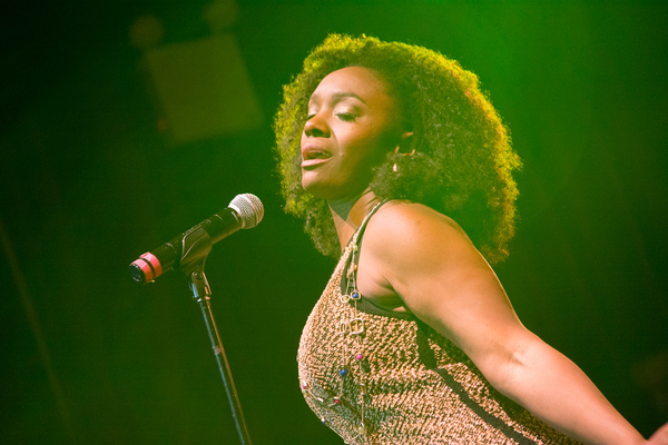 Photo Flash: Danielle Brooks, Ciara Renee & More Honor Whitney Houston at Latest BROADWAY SINGS Show