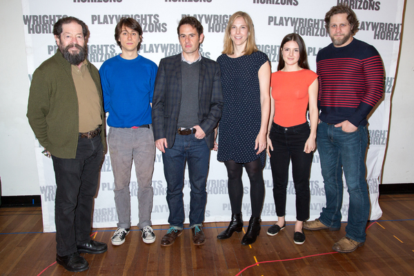 Jonathan Hadary, Owen Campbell, Gregory S. Moss, Carolyn Cantor, Elise Kibler, Joe Ti Photo