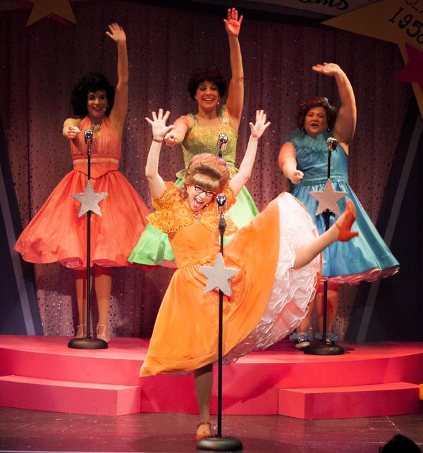 The Marvelous Wonderettes Production Photo