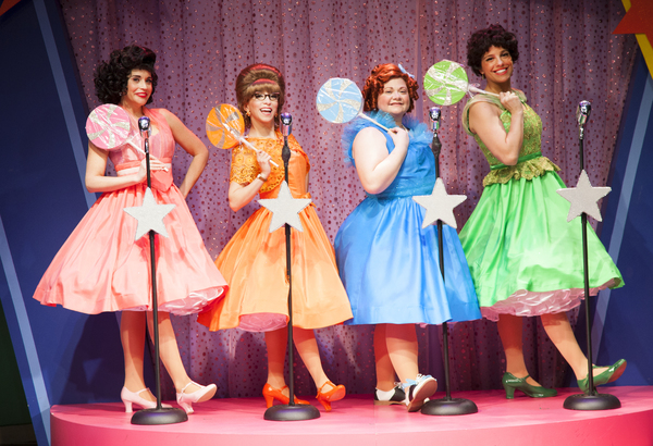 Photo Flash: First Look at Christina Bianco, Jenna Leigh Green & More in THE MARVELOUS WONDERETTES