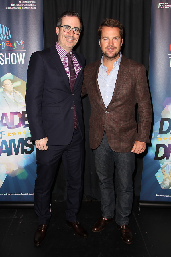 Photo Flash: John Oliver, Spike Lee, Chilina Kennedy, Jay Armstrong Johnson and More Attend 2016 Garden of Dreams Talent Show