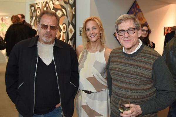 Steve Kaplan, Ronni Anderson, Charles Chromow
