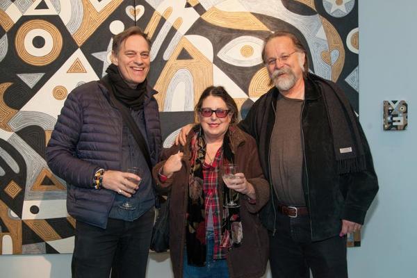 Scotto Mycklebust, Amy Kool, John Scott
