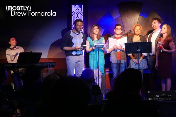 Photo Flash: Drew Fornarola Continues (mostly)musicals Series at LA's Bar Fedora