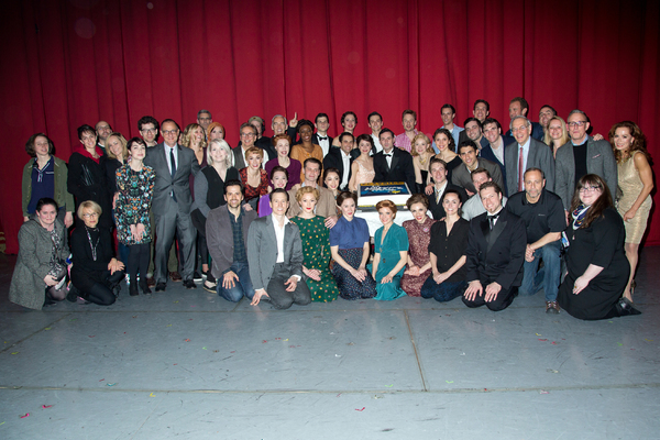 Photo Coverage: Who Could Ask for Anything More? AN AMERICAN IN PARIS Celebrates 1 Year on Broadway!