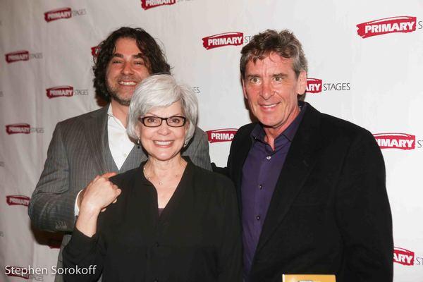 Michael Barakiva, Amy Danis,Mark Johannes Photo