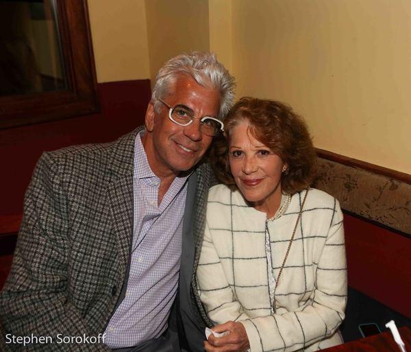 Steve Bakunas & Linda Lavin