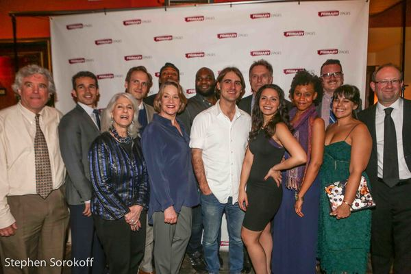 Casey Child, Rey Lucas, Jamie deRoy, Assoc Producer, Ryan Spahn, Brandon J. Pierce, Ike Holter, Playwright, Kip Fagan, , Michael Cullen, Christina Nieves, Alme' Donna Kelly, Shane D. Hudson, Exec. , Michelle Bossy