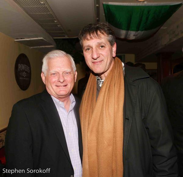 Ted Snowdon & Elliot Fox