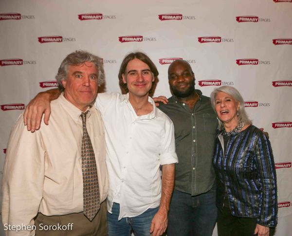 Casey Childs, Kip Fagan, Ike Holter, Jamie deRoy Photo