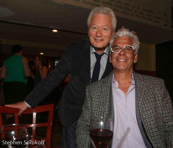 Stephen Sorokoff & Steve Bakunas