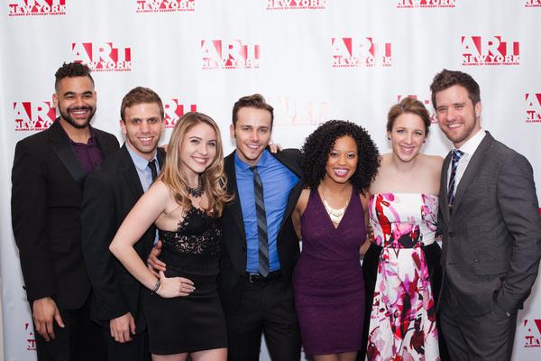 Arri Lawton Simon, Justin Luciano, Callie Falk,  Christopher Hlinka, Cynthia Nesbit,  Photo