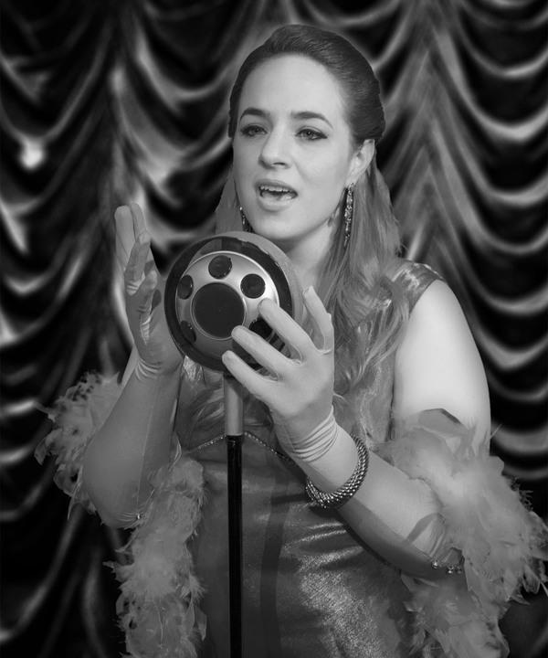 Alexandra Rush plays Bobbi