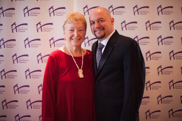 Barbara Zinn Krieger, Artistic  & Founder & Andrew I. Frank, Executive  Photo