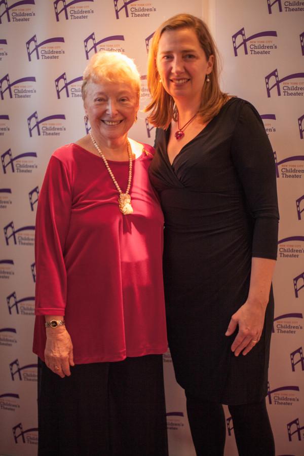 Barbara Zinn Krieger & Doug Aibel, Artistic , Vineyard Theatre Photo