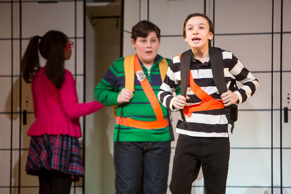 David Rosenthal as Rowley and Rodrick Ricky Falbo as Greg