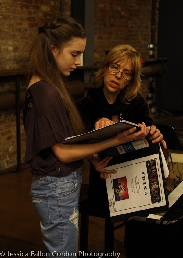 Talia Ryder and Wendy Bobbitt Cavett Photo