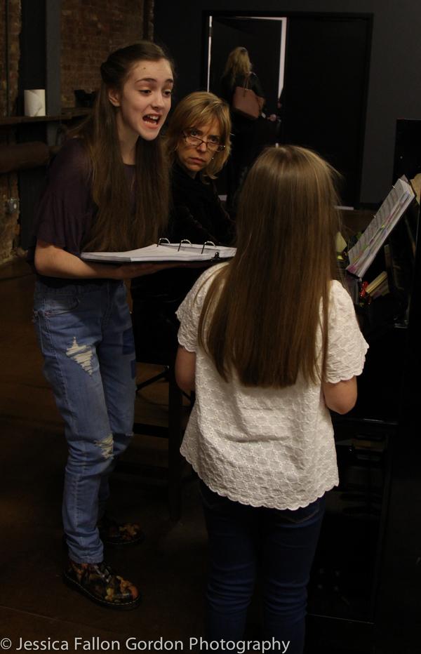 Talia Ryder, Wendy Bobbitt Cavett and Mimi Ryder Photo