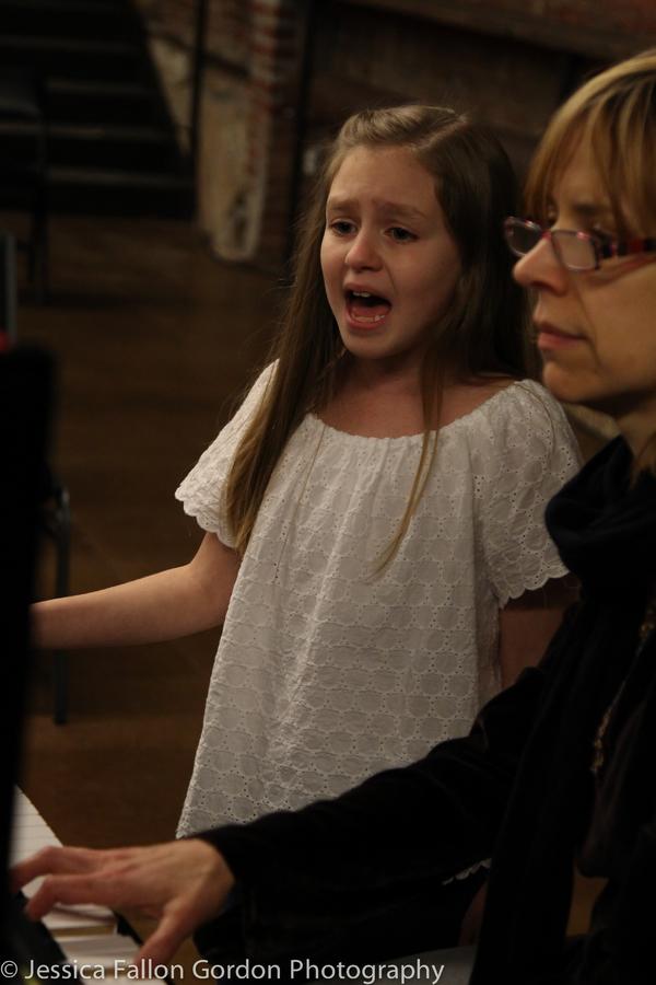 Mimi Ryder and Wendy Bobbitt Cavett