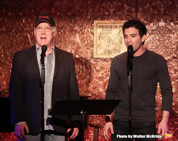 Michael Rupert and Jarrod Spector
