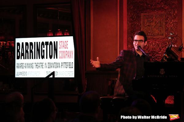Photo Coverage: Will Swenson, Jarrod Spector, Michael Rupert & More Preview Barrington Stage Company's Summer Season!