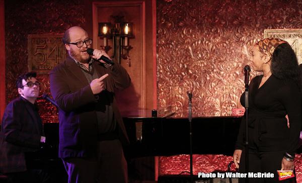 Jason Sweettooth Williams and Badia Farha