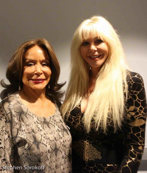 Freda Payne & Sunny Sessa
