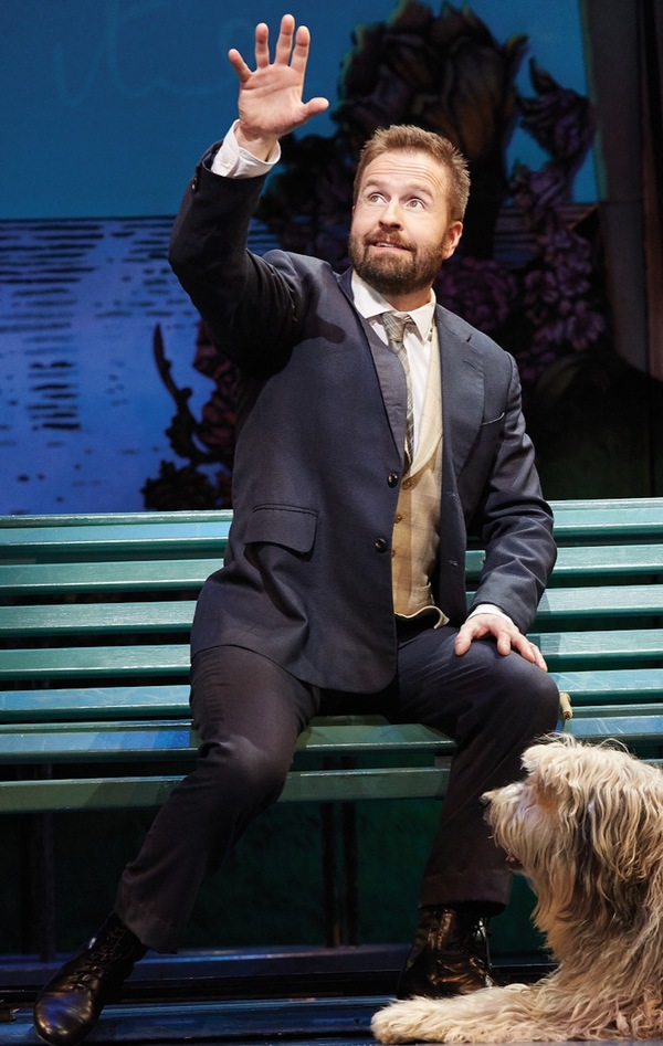 BWW Flashback: FINDING NEVERLAND Flies Away from Broadway Today!