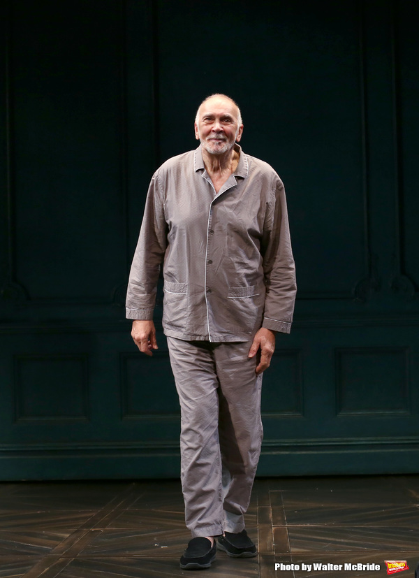 Photo Coverage: Frank Langella & Company Take Opening Night Bows in THE FATHER