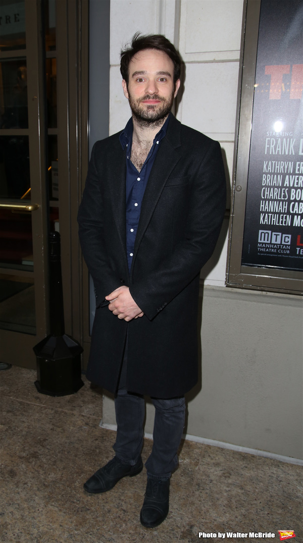 Photo Coverage: On the Red Carpet for Opening Night of MTC's THE FATHER