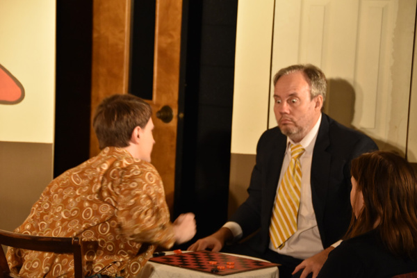 Photo Flash: First Look at Live Arts Theatre's THE HOT L BALTIMORE