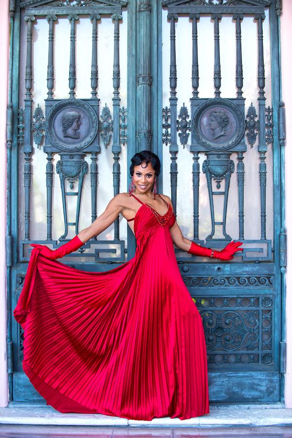 Photo Flash: Deborah Cox Stuns in Jazzy First Look at World Premiere Musical JOSEPHINE