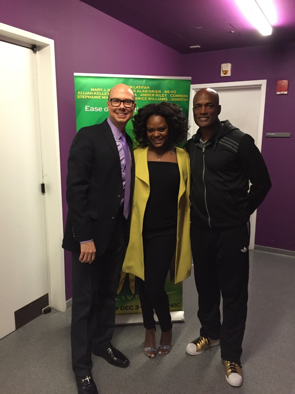 Photo Flash: Sneak Peek at THE WIZ LIVE!'s Shanice Williams and Kenny Leon Q&A with Richard Ridge