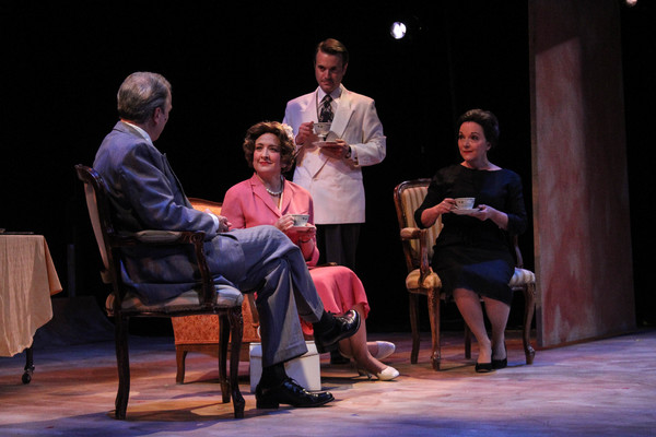 Tea Party (Michael Strauss, Christy Baggett, Joe Knezevich and Carolyn Dorff)
