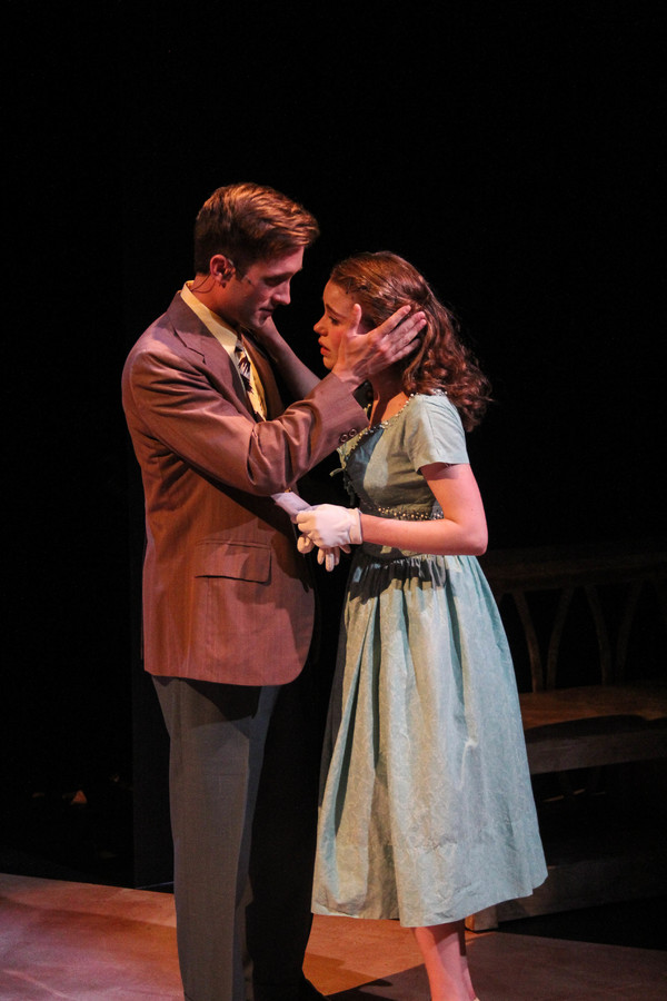 Photo Flash: First Look at Theatrical Outfit's THE LIGHT IN THE PIAZZA