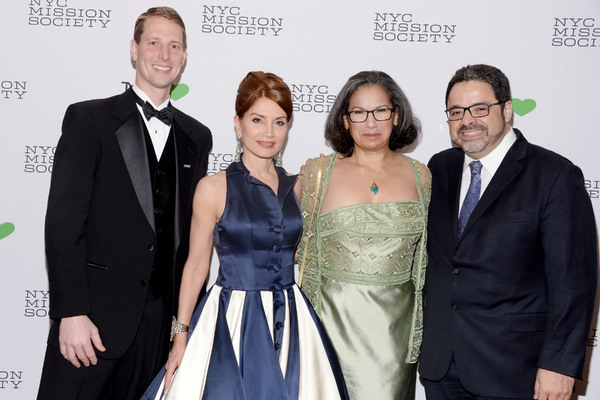 Photo Flash: NYC Mission Society's 'Champions for Children' Benefit Honors Arturo O'Farrill