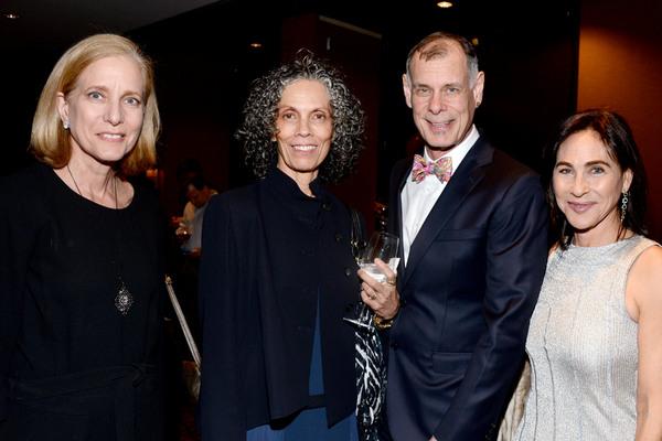 Joyce Cohen, Rima Vargas Vetter, Paul Ukena, and Peggy Bader Photo