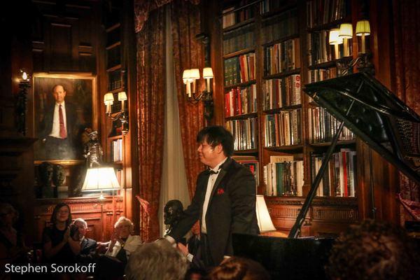 Photo Coverage: Inside The Gala Benefit Evening Celebrating The Stecher and Horowitz Foundation