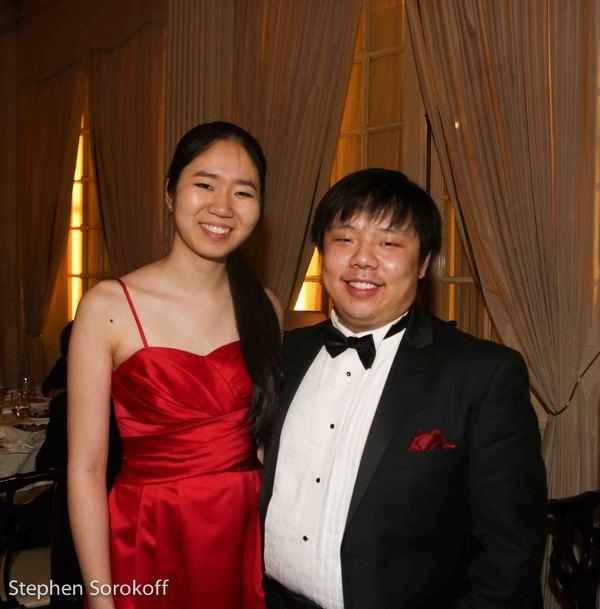 Anna Han & Larry Weng