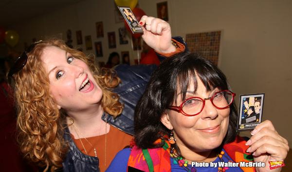 Julie James and Christine Pedi