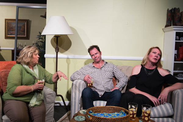Rebecca Taylor, Derek Long and Karen Wray