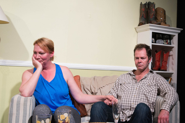 Photo Flash: First Look at Panndora Productions' SWEET TEXAS RECKONING