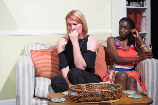 Kate (Karen Wray) and Samantha (C.J. Williams