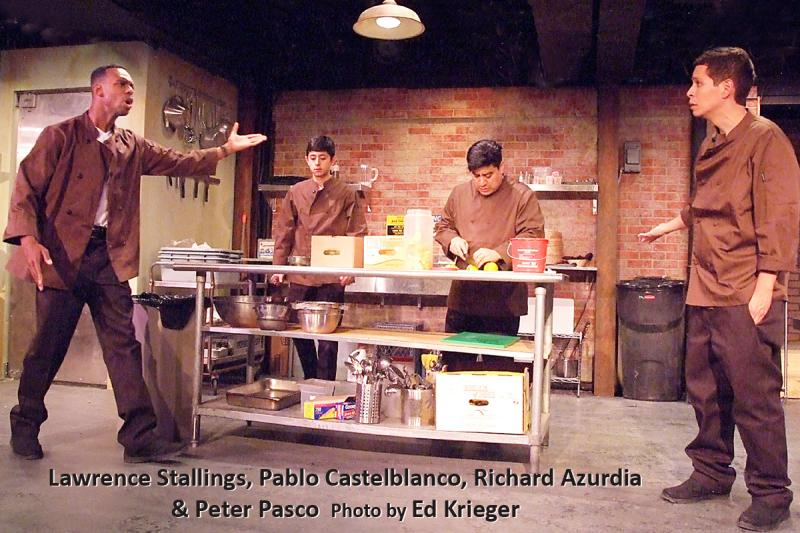 BWW Review: MY MAñANA COMES - Intricate Details Upstage Everyday Kitchen Tales